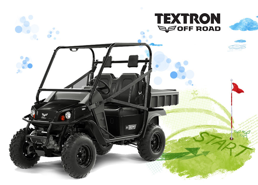 Bad Boy Off Road Brand Renames to Textron Off Road