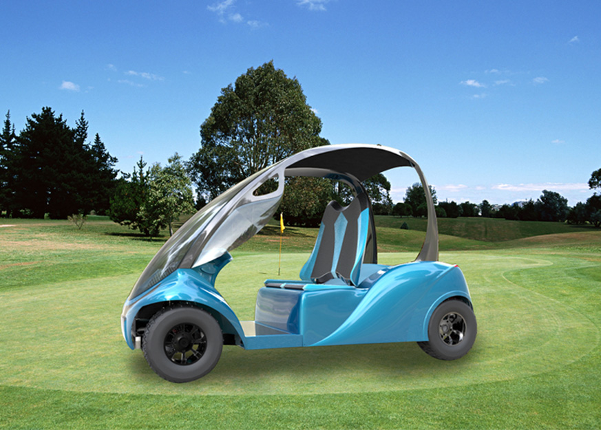 Baro Vehicles Planning to Launch First Semi-autonomous Golf Car in UK