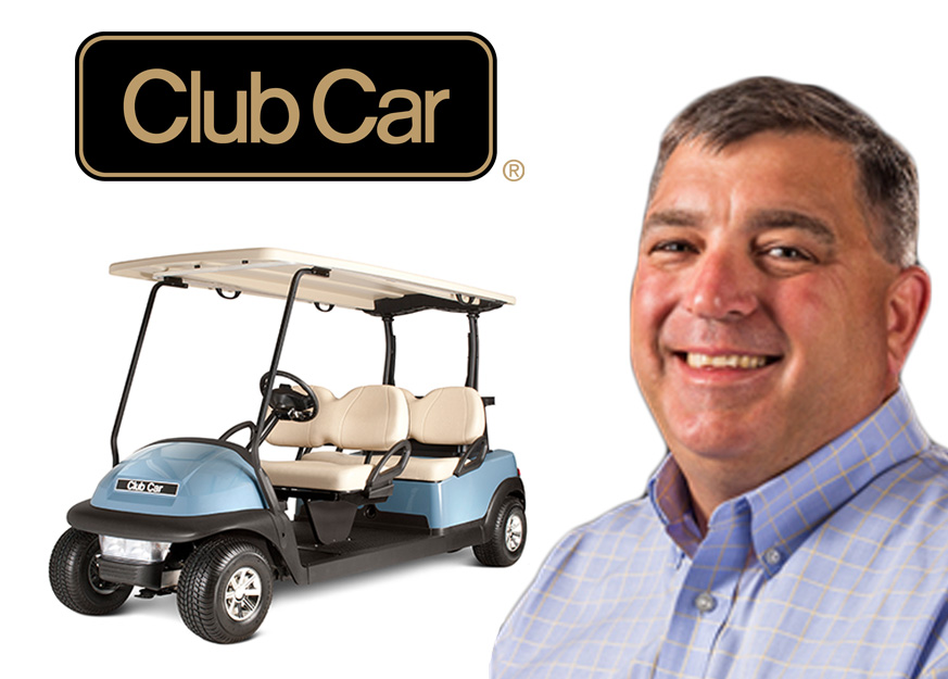 Mike Conley Joins Club Car as Strategic Account Manager