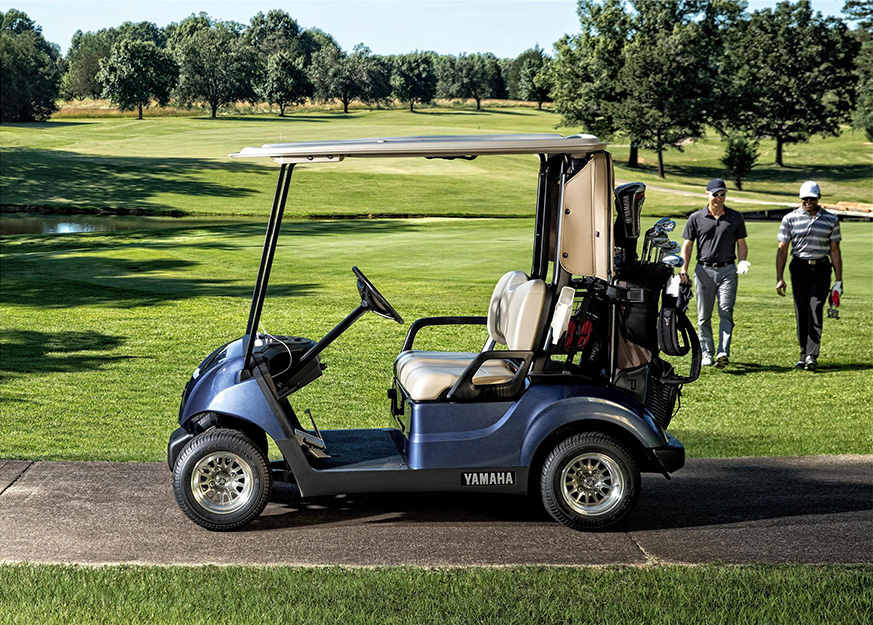 New Drive2 Series of Golf Cart Launched by Yamaha